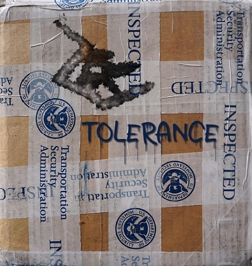 Click here to hear the entire 'Tolerance' CD